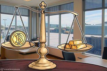بنك الاحتياطيّ الفيدرالي بسانت لويس يرى مستقبل العملات الرقميَّة كفئة أصول مهمة.. ويعتبر بيتكوين ذهبًا رقميَّا