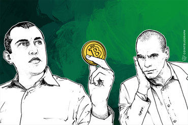 Andreas Antonopoulos Debates Greece's 'Rock Star' Minister of Finance