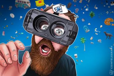 Quiz da Cointelegraph e Cappasity baseado em 3D e Realidade Vitual