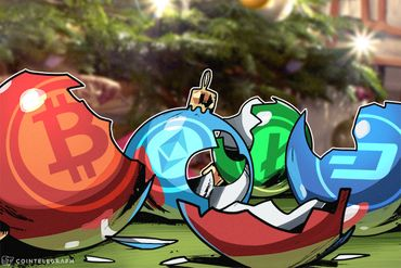 Crypto Market Crash - Not The New Year's Present Everyone Hoped For