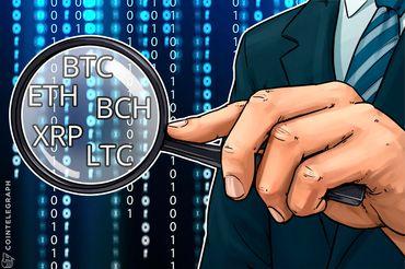 Bitcoin, Ethereum, Bitcoin Cash, Ripple e Litecoin: Análise de preço, 16 de outubro