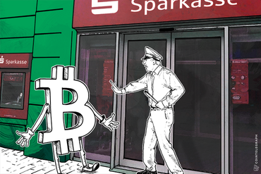 Leading German Bank Sparkasse is Blocking Cryptocurrency Orders