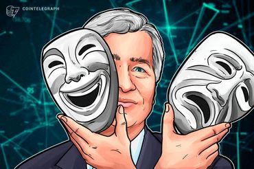 Porque apresentação de potente para aplicativo blockchain por JP Morgan não é tão surpreendente