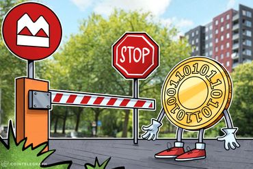 Bank Of Montreal Staff Memo Appears To Show Bitcoin 'Block' Due To 'Volatility'