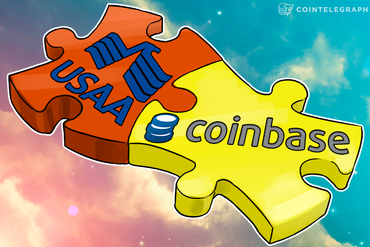 United Services Automobile Association Starts Pilot Scheme with Coinbase