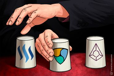 Top 10 Crypto Reshuffle: NEM Pushes Back Augur and Steem