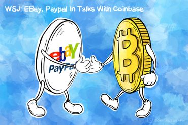 WSJ: EBay, Paypal In Talks With Coinbase