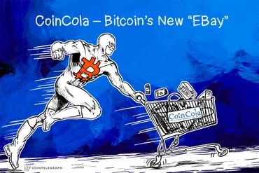 CoinCola – Bitcoin's New 'EBay'