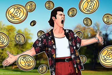 Quanto um investimento de US$ 100 em Bitcoin um ano atrás vale agora?