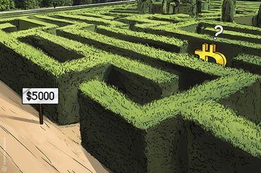 ビットコイン価格初の7000ドル台へ、反落を懸念する声も