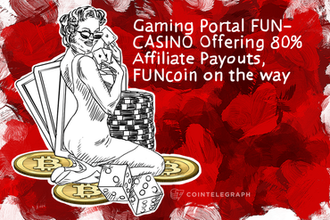 Gaming Portal FUN-CASINO Offering 80% Affiliate Payouts, FUNcoin on the way