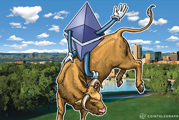 Ethereum Breaks Blockchain Transaction Record, Price Steady