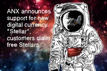 ANXPRO Exchange Introduces Stellar Trading