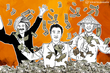 The Great Wealth Transfer East: 62% of New Millionaires are from Asia