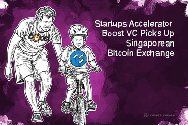 Startups Accelerator Boost VC Picks Up Singaporean Bitcoin Exchange