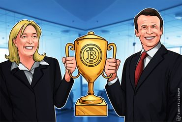 Brexit Effect? Where Bitcoin Stands As Macron, Le Pen Advance in French Election
