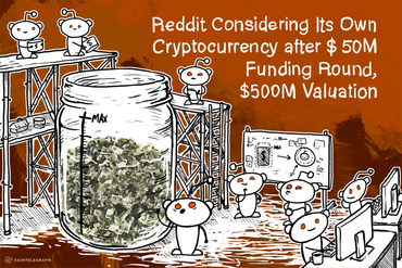 Reddit Considering Its Own Cryptocurrency after $ 50M Funding Round, $500M Valuation