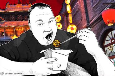Kim DotCom: 'China in Big Trouble. Buy Bitcoin Now'
