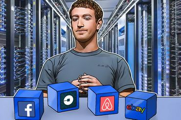 Facebook, Uber, Airbnb, eBay: How Blockchain Can Break Data Monopolists