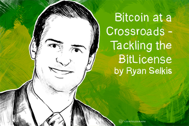 Bitcoin at a Crossroads - Tackling the BitLicense