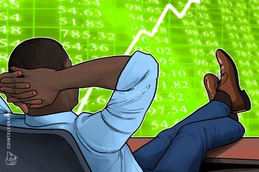 Total Market Cap Remains Over $400 Bln As Markets See More Green