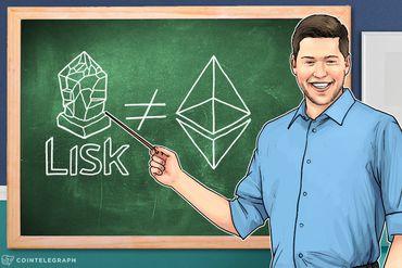 Lisk is Not a Fork of Ethereum, CEO Max Kordek States
