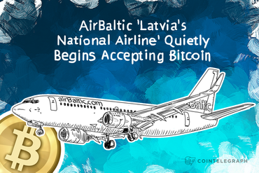 AirBaltic 'Latvia's National Airline' Quietly Begins Accepting Bitcoin