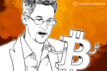 """Edward Snowden on Bitcoin: """"Bitcoin By Itself is Flawed"""""""