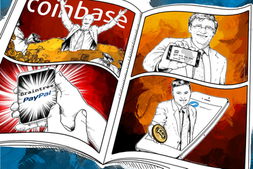 Weekend Roundup: 75 Million Reasons Coinbase is Winning and Braintree's BTC Payments Now Open in Beta