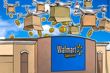 Walmart to Track Delivery Drones With Blockchain, Soon To Accept Bitcoin?