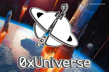 Blockchain Game 0xUniverse Released Today After Months' Wait