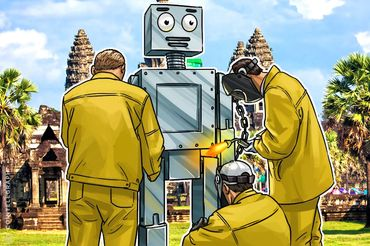 Cambodia, Soramitsu Planning Distributed Ledger System