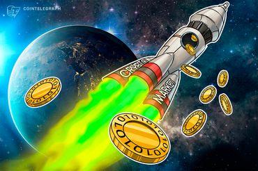 Bitcoin-Kurs wächst um 800 Euro in 30 Minuten