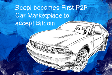 Beepi becomes First P2P Car Marketplace to accept Bitcoin