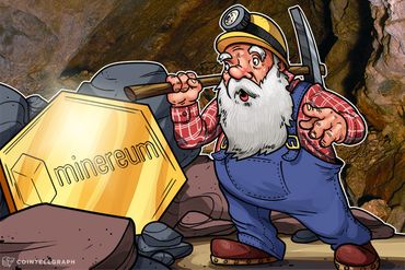 Minereum Brings First-Ever Self-Mining Smart Contract to Crypto Community