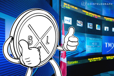 First Blockchain Company Goes Public on Toronto Stock Exchange