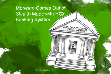 Moneero Comes Out of Stealth Mode with ROX Banking System