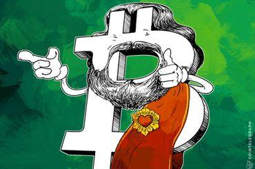 Bitcoin hat eine glänzende Zukunft - (Bitcoin) Jesus muss es wissen