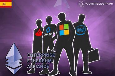 El anuncio de la Enterprise Ethereum Alliance lleva al Ether a máximos históricos