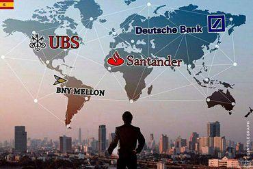 Cuatro Grandes bancos construyen su propia moneda digital