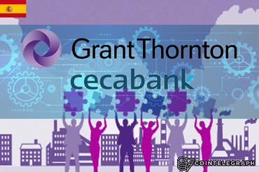 Cecabank y Grant Thornton crean el primer Consorcio Bancario de Blockchain en España