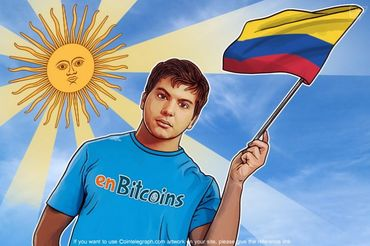 enBitcoins se širi na Kolumbiju