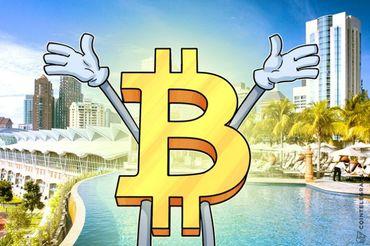 Bitkoin cveta u Maleziji
