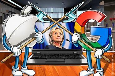 Hilari Klinton traži blagoslov Apple-a i Google-a za svoj stav o enkripciji