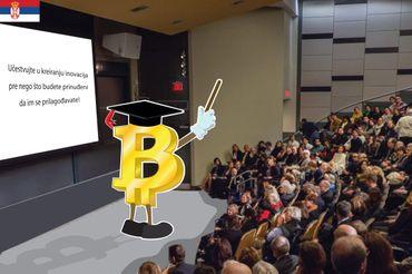 Utisci sa prve bitkoin edukacije