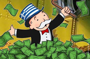 Grčka zaplenila 500.000 bankovnih računa sa 1,6 milijardi evra, spas u bitkoinu!