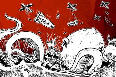 Kraken pretrpeo DDoS napade
