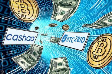 Cashaa – kompanija za medjunarodni transfer novca