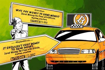 Bitkoin kampanja širom SAD-a