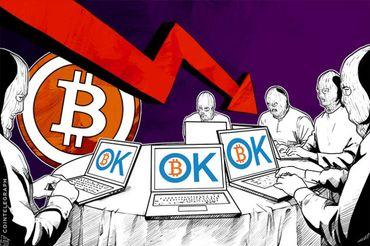 OKCoin pretrpeo hakerski napad; Cena pala